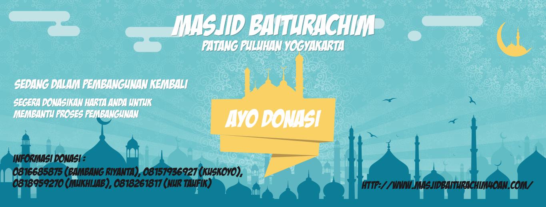 Pembangunan Masjid Baiturachim 40an Sudah Dimulai