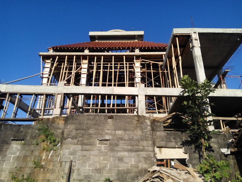 Progress Renovasi 16 April 2017