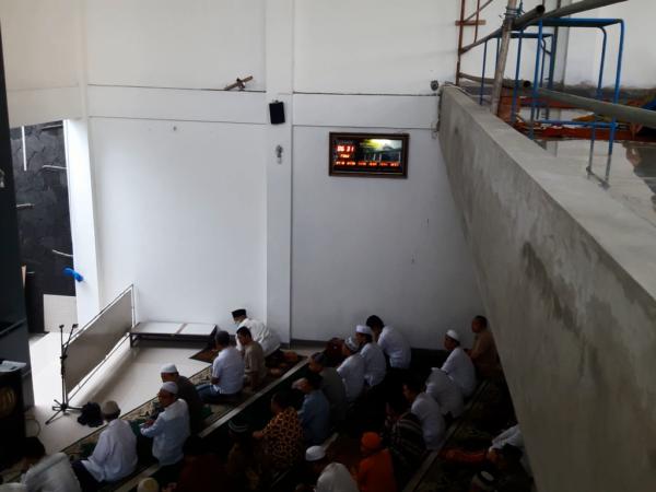 Suasana Idul Adha 2018