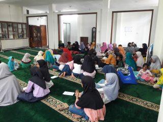 Sosialisasi TPA Masjid Baiturachim