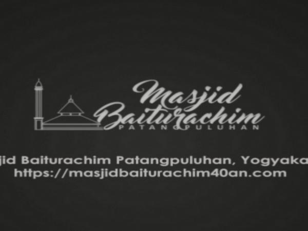 Struktur Organisasi Takmir Masjid