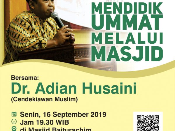 Kajian Bersama Dr. Adian Husaini