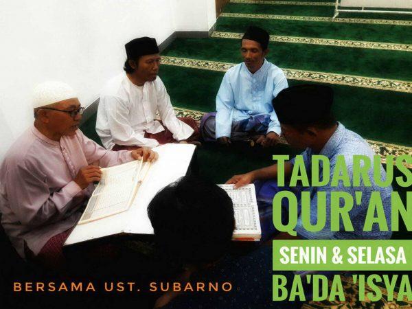 Tadarus Bapak & Ibu (OFF Sementara)