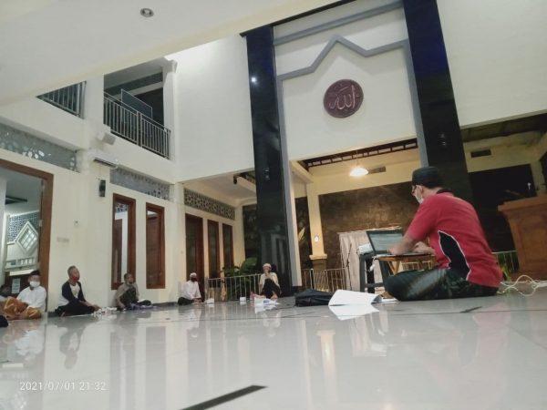 Idul Adha Masjid Baiturachim 1442 H/2021 M